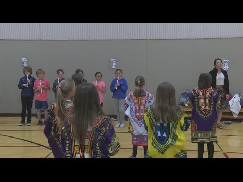 One Class at a Time: Rattlesnake Elementary School