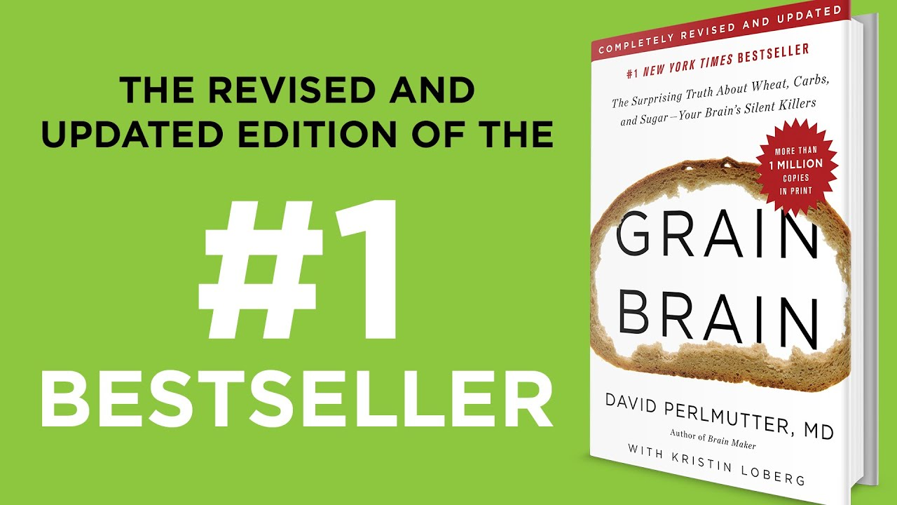 Announcing the Revised Edition of Grain Brain!