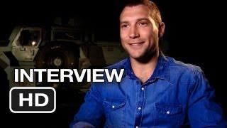 A Good Day to Die Hard Interview - Jai Courtney (2013) - Action Movie HD