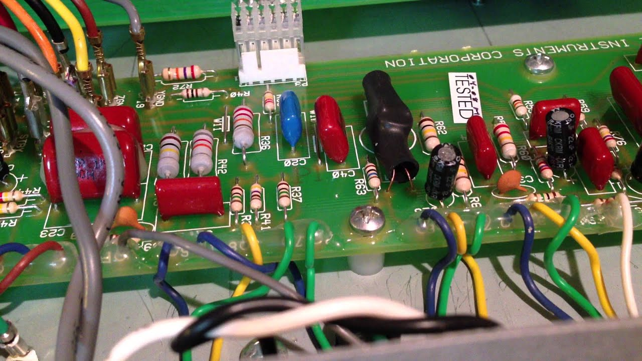 Fender 65 Twin Reverb Reissue Tremolo Ldr Problem