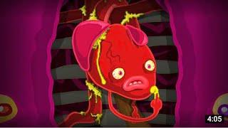 Sigaranın Zararları Organların İflası (Animasyon Ödüllü Kısa film)