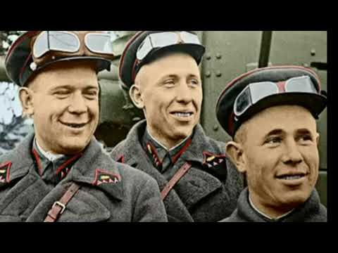"""Победная ,,Катюша 1941--------1945"""""""