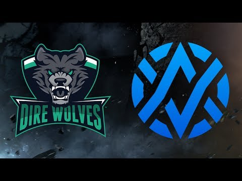 Thumbnail: Dire Wolves v Avant - Game 1 Week 4 Day 1