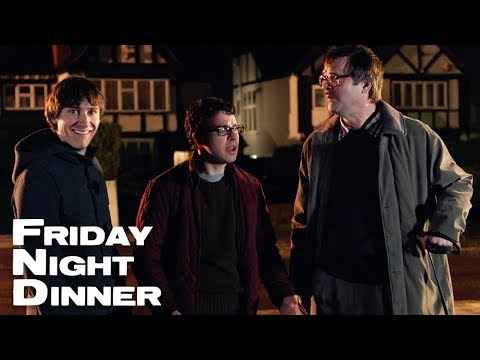 Buggy In The Pond | Friday Night Dinner