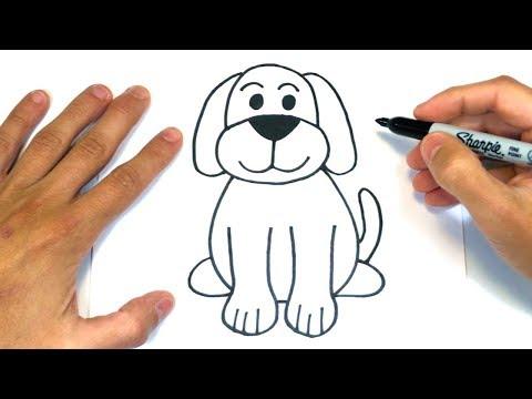 cómo-dibujar-un-perro-paso-a-paso-|-dibujos-de-animales