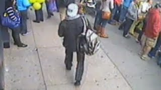 Surveillance Video of Dzhokhar and Tamerlan Tsarnaev - Suspects in Boston Marathon Explosions