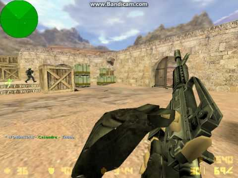 Counter-Strike (CS) 1.6 Warzone