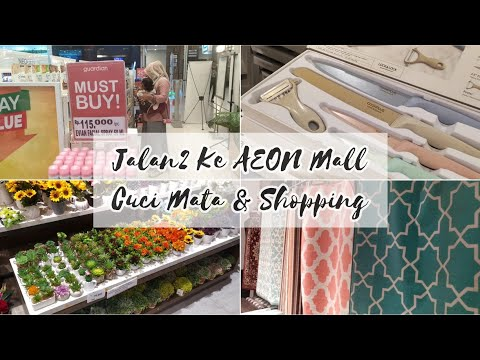 jalan-jalan-ke-aeon-mall-jgc-|-cuci-mata-&-shopping-perlengkapan-dapur