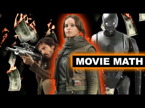 Thumbnail: Box Office for Rogue One, Collateral Beauty, La La Land, Passengers
