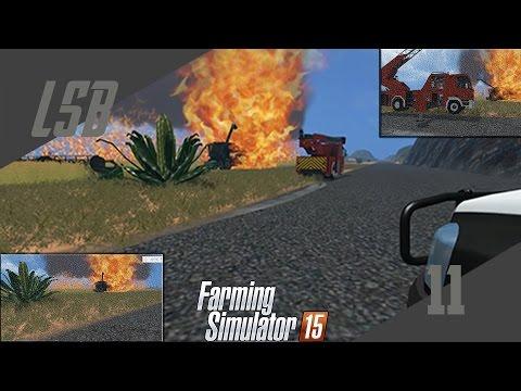 RôlePlay | Les Belges aux States #11 | La canicule... | Farming simulator 15