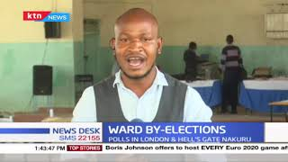 London ward by-elections: Contest between Jubilee and U.D.A as ward polls attract political bigwigs