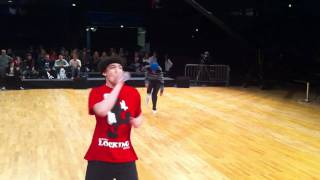 Street SM 2011 1vs1 locking final jeffrey vs Niko