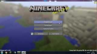Minecraft: How to get high gamma! (Really high brightness)