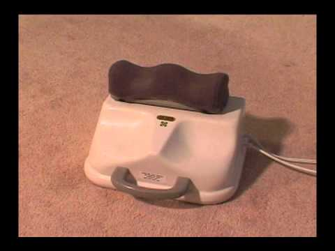 electro reflexologist foot massager manual