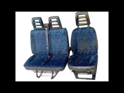 Fotele Fotel Kierowcy Siedzenie Kanapa Pasażera Fiat Ducato