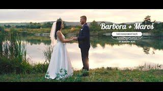 Barbora a Maroš - Svadobný videoklip
