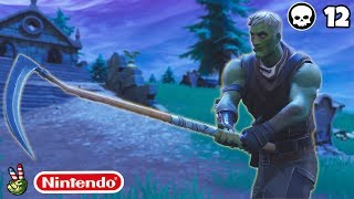 How To Clean Up Noobs 101 (Fortnite Nintendo Switch Live Stream)