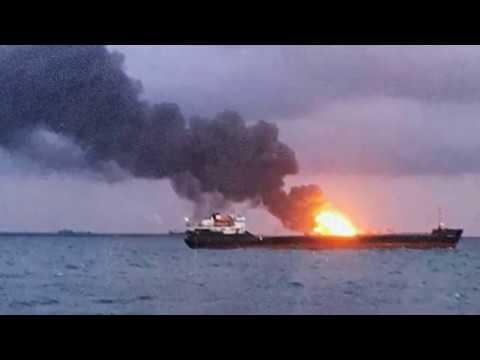 Три человека погибли в результате взрыва танкера в Находке