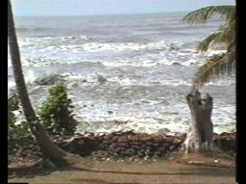 Tsunami at Koh Siboya 26 dec 2004