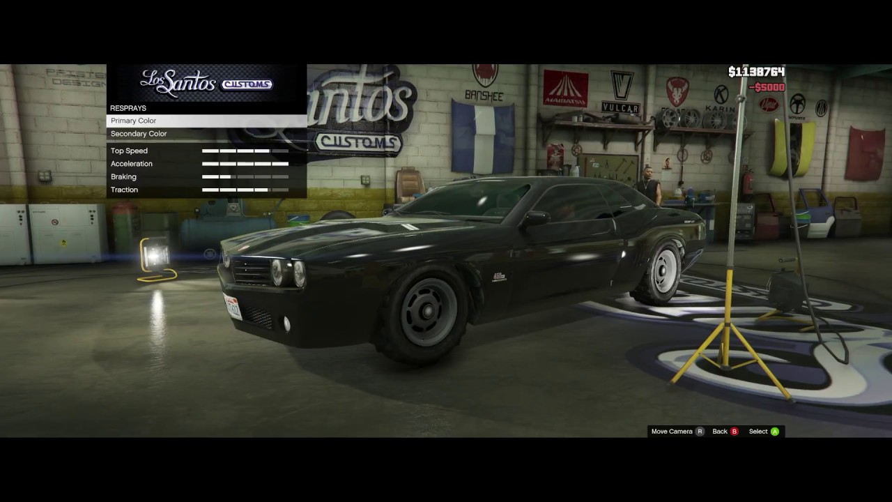 for whole family classic shoes premium selection Grand Theft Auto V - Gauntlet Locations: Gauntlet Mission