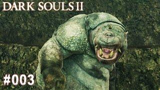 DARK SOULS 2 | #003 - Feinde töten, los geht's! | Let's Play Dark Souls (Deutsch/German)