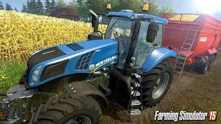 Farming Simulator 15.ОБЗОР КАРТЫ МЕЛЬНИЧНАЯ ПАДЬ V 1.5