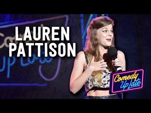 Lauren Pattison - Comedy Up Late 2018 (S6, E3)
