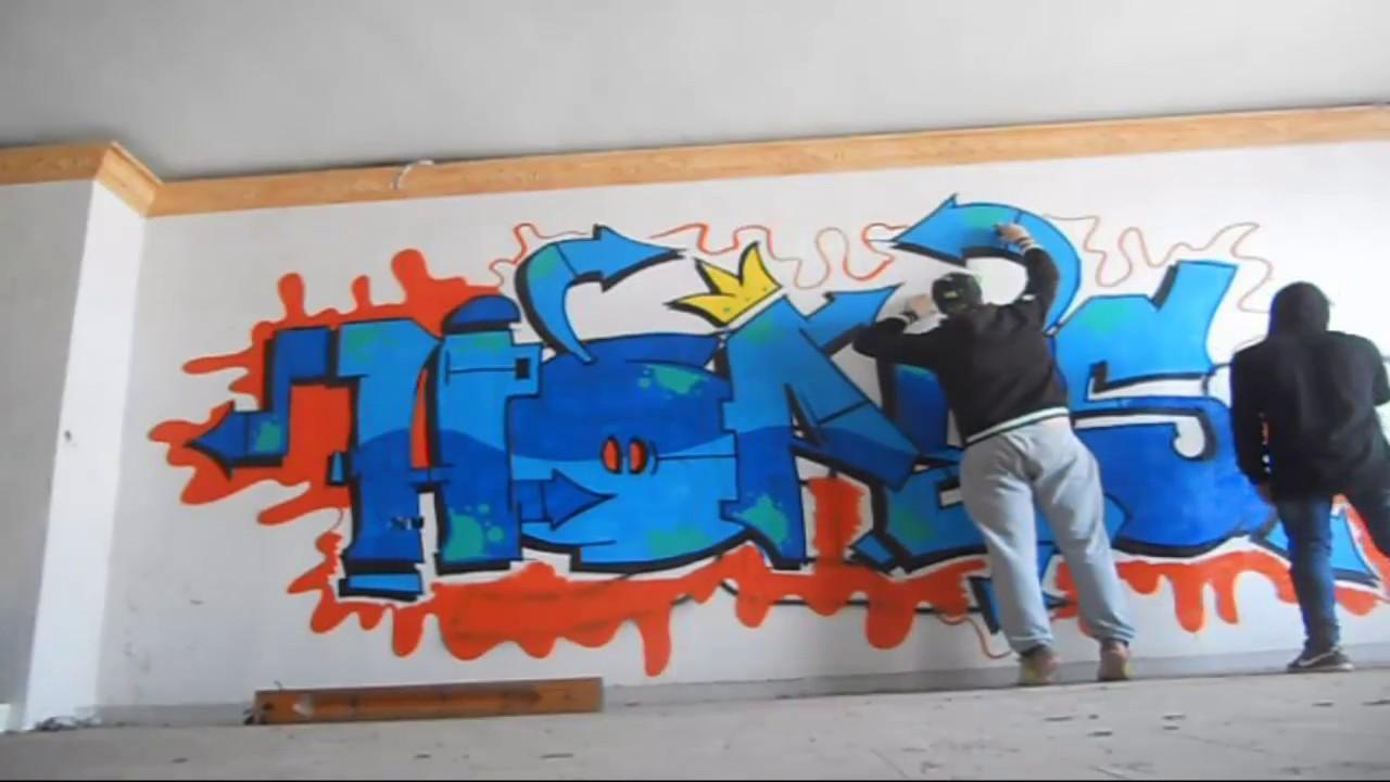 Grafiti Hopes Starting  With Nark