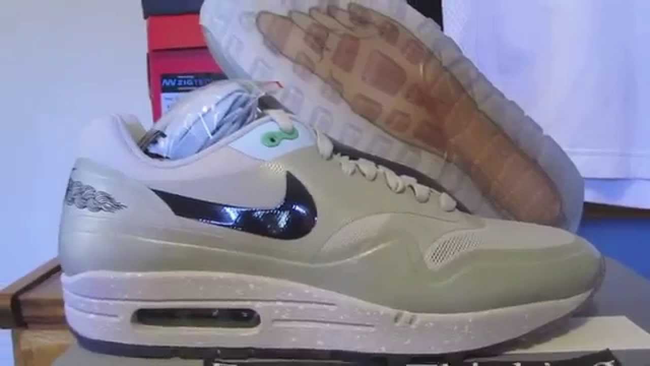 newest f62fc c6c70 Nike Air Max 1 Clot SP Kiss of Death Exclusive Look - YouTub