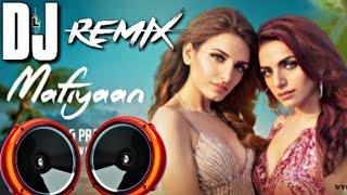 Mafiyaan - Sukriti  Prakriti Kakar ft. MellowD  MJ5  DJ Remix Hard Bass