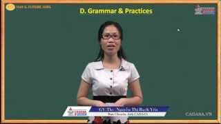 Tiếng anh lớp 12 - Unit 6 - Future Jobs - Grammar - Practices