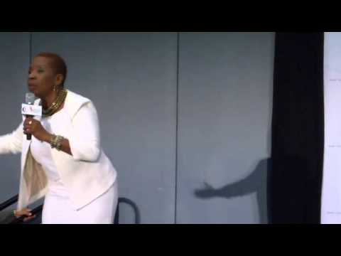 CBCF 43rd ALC (2013) Networking Luncheon With Iyanla Vanzant