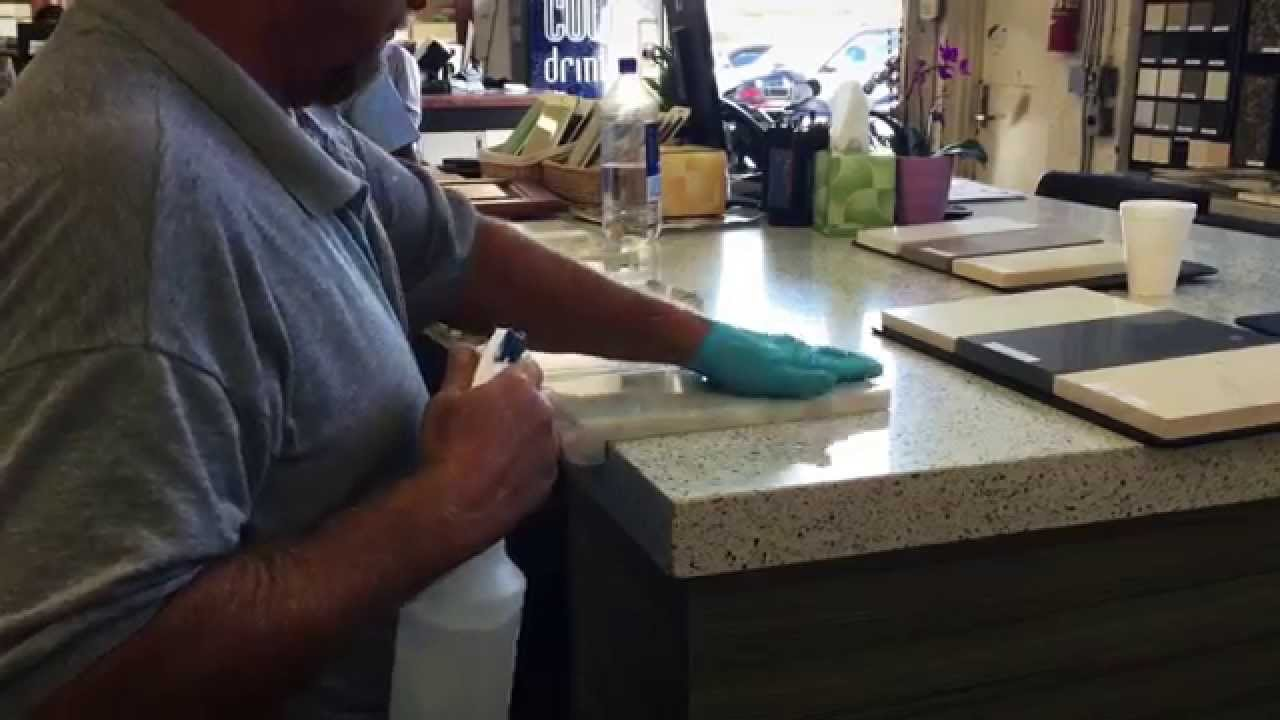 Sealing Quartzite Granite And Marble With Shield