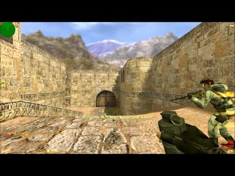 Клип Counter - Strike 1.6