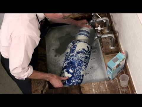 Royal Collection Trust: Restoring Porcelain, Part 2
