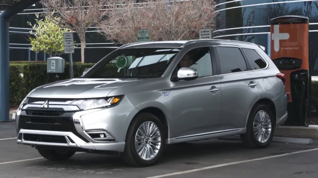 2020 Mitsubishi Outlander Review