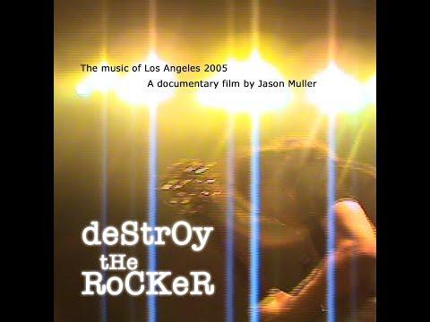 DESTROY THE ROCKER