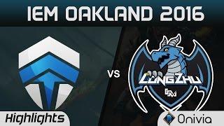chf vs lz highlights game 2 iem oakland 2016 chiefs vs longzhu