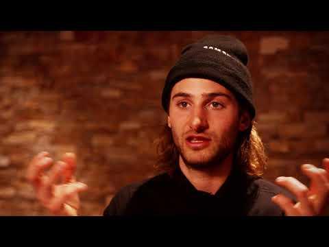 Patrick Burgener | Switzerland's Singing Snowboarder | Trans World Sport