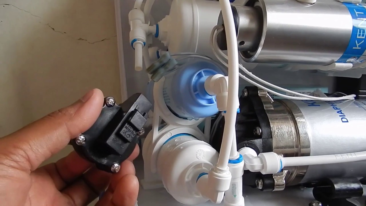 r o stops due to low water pressure reverse osmosis system r o  [ 1280 x 720 Pixel ]