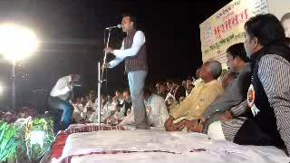 All India Mushaira 2013 at Govandi by Shri. Abu Asim Azmi MLA