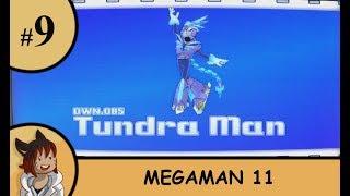 Megaman 11 part 9 - Tundra man