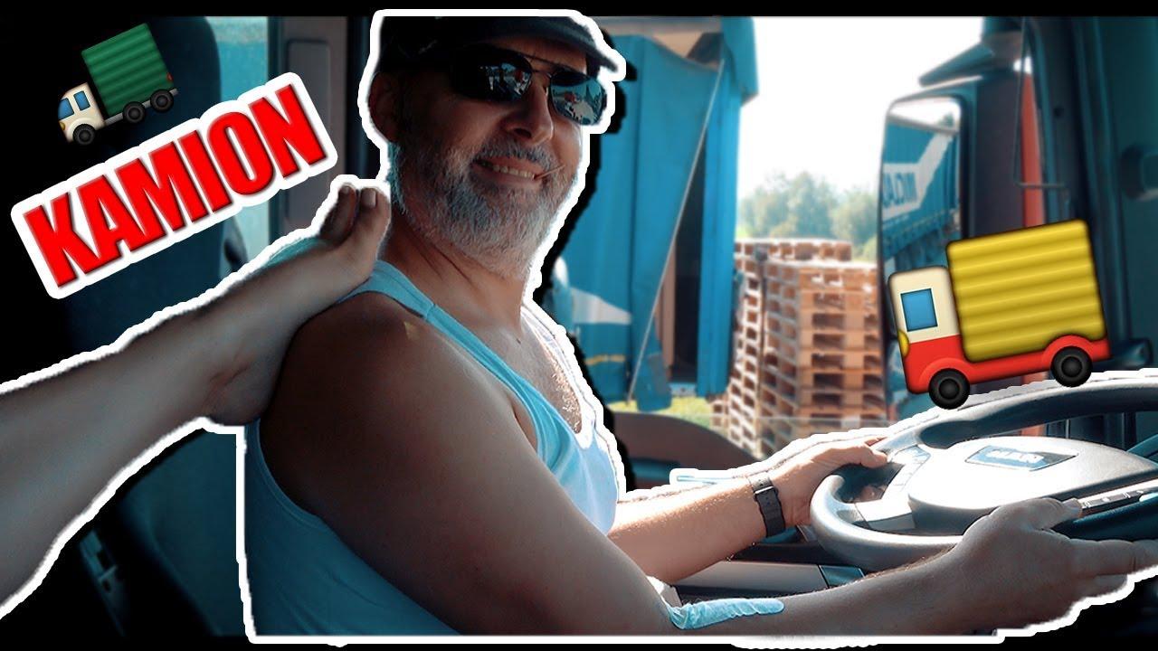 Kamion | GVERILSKI COVER