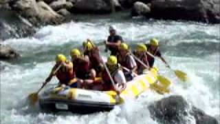 Rafting TRAVEL_VIDEO
