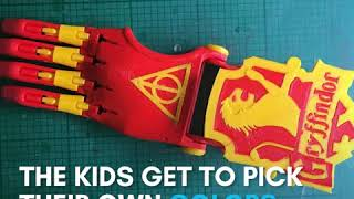 Team UnLimbited makes 3D printed prosthetics for kids around the world