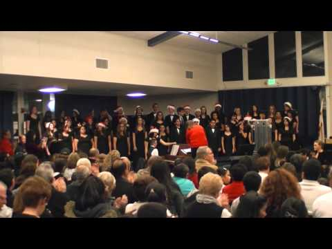 Bullard HS Concert Choir - Winter Concert - Dec 12, 2012 - P