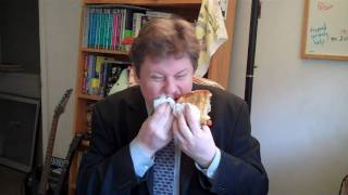 Watch Me Eat #205: Carl's Jr. Grilled Cheese Bacon Burger