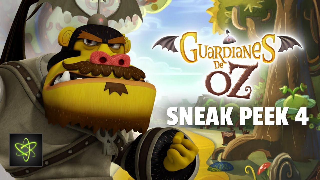 Guardianes de Oz | La película | Anima Estudios