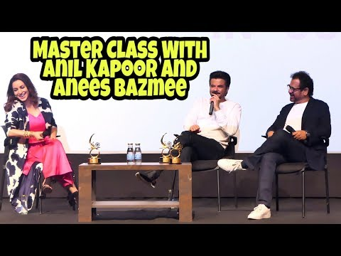 Funniest Chit Chat With Anil Kapoor And Anees Bazmee at IFFI Goa 2019