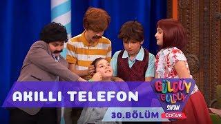 Güldüy Güldüy Show Çocuk 30. Bölüm | Akıllı Telefon